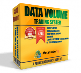Hidden Volume/Data Volume Trading System