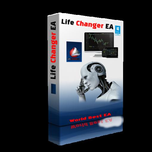 life changer ea trading robot - the lifechanger ea 30 to 50% ROI