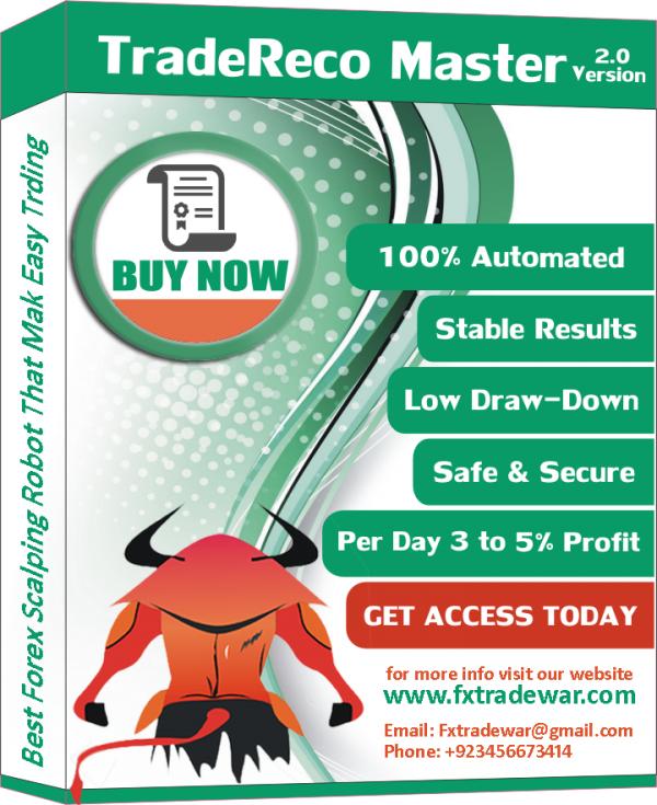 TradeReco Master Forex Scalper