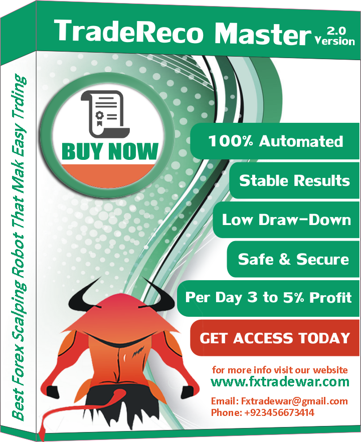 TradeReco Master Forex Scalper - Forex Wary Fx Trading Systems